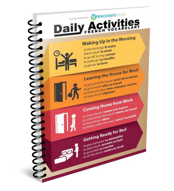 daily activities french activities